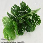18 leaves green