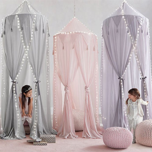 Cotton Bed Canopy Kids' Tent for Indoors