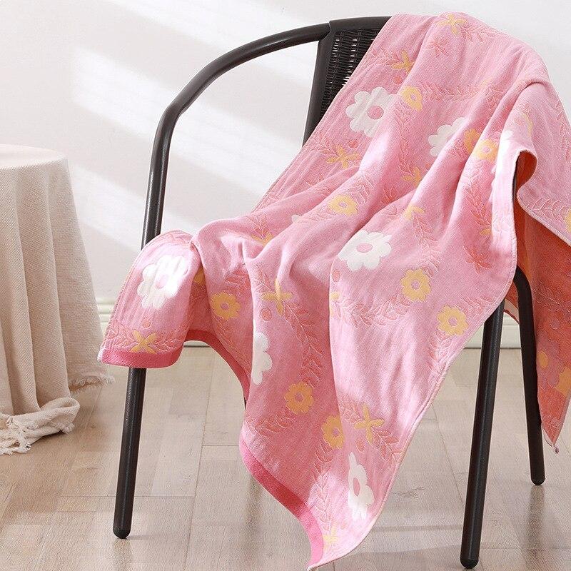 Origami 4-Layer Cotton Gauze Bath Towel XL