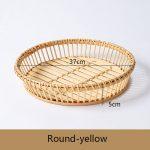Yellow-Round